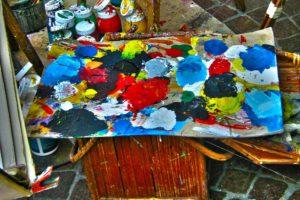 Die Malerei gehört zu den klassischen Disziplinen der Kunst. Hierauf ist das Grundrecht der Kunstfreiheit aber nicht beschränkt.